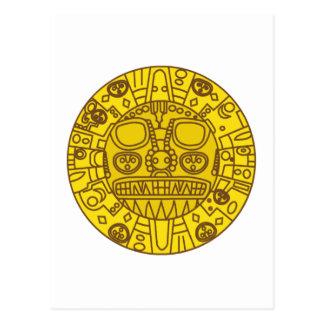 Cuzco Coat of Arms Postcard
