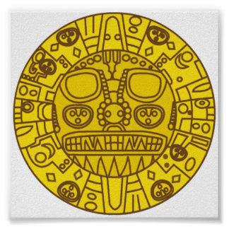Cuzco Coat of Arms Poster