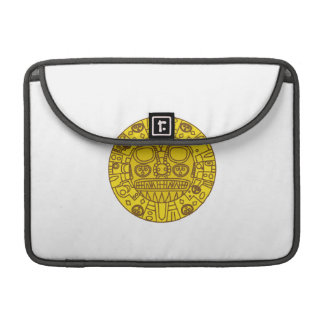 Cuzco Coat of Arms Sleeve For MacBook Pro