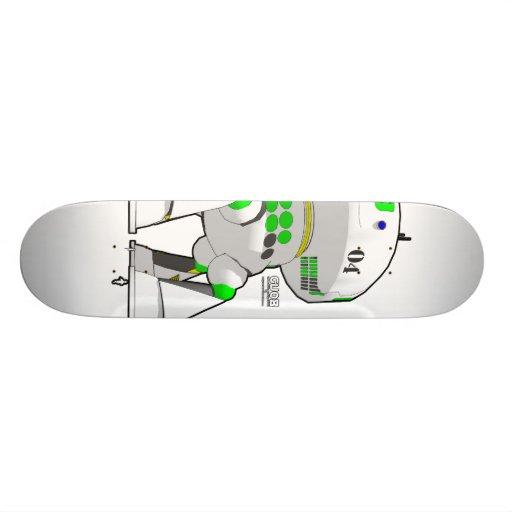 cv08 run 2/2 skate board