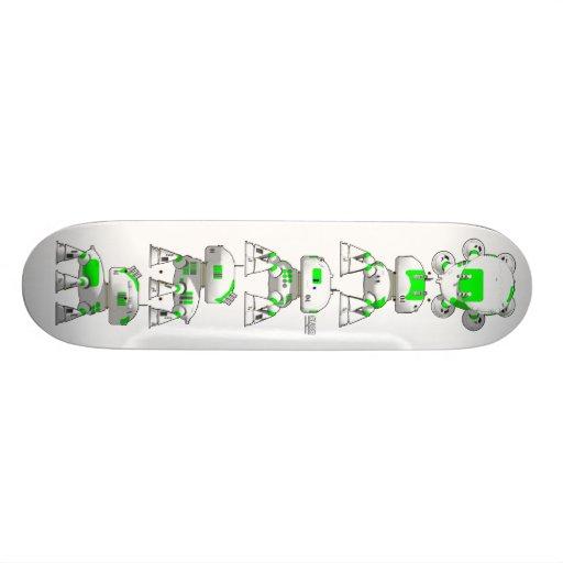 CV08 Skate plans Skateboard