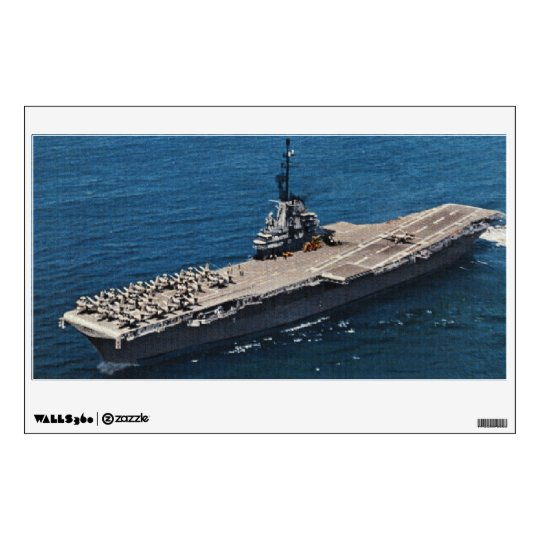 CV-12 USS Hornet! Wall Sticker
