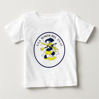 CV-17 USS BUNKER HILL Multi-Purpose Baby T-Shirt