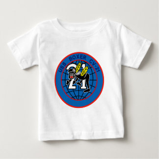 CV-21 USS BOXER Multi-Purpose Aircraft Baby T-Shirt