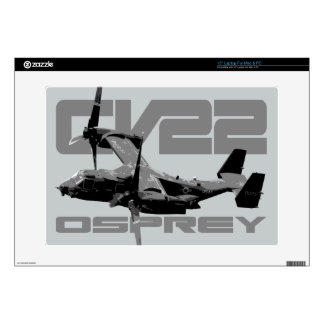 "CV-22 OSPREY 15"" Laptop For Mac & PC Skin Decals For 15"" Laptops"