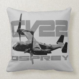 CV-22 OSPREY Grade A Cotton Throw Pillow 20x20