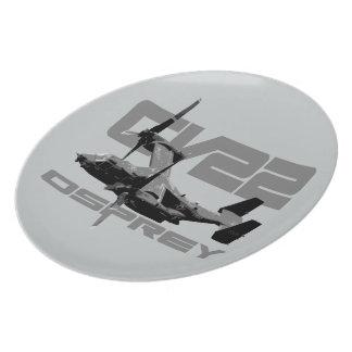 CV-22 OSPREY Melamine Plate