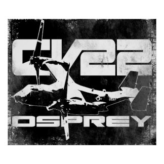 CV-22 OSPREY Print