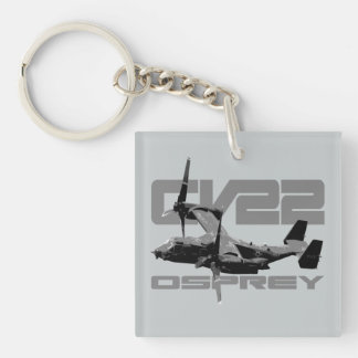 CV-22 OSPREY Square (double-sided) Keychain