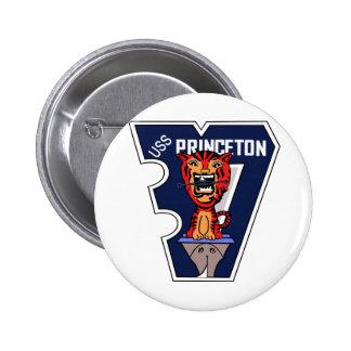 CV-37 PINBACK BUTTON