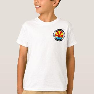 CV-43 USS CORAL SEA Multi-Purpose Aircraft Carrier T-Shirt