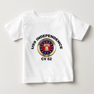 CV 62 Independence Baby T-Shirt