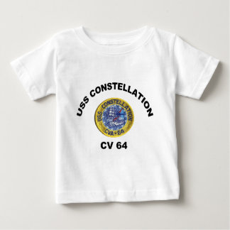CV 64 Constellation Baby T-Shirt