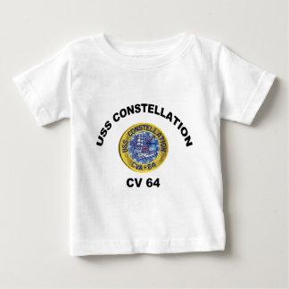CV 64 Constellation Tshirts