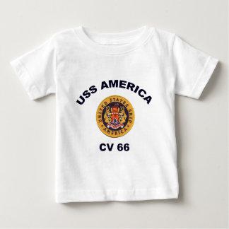 CV 66 America Baby T-Shirt