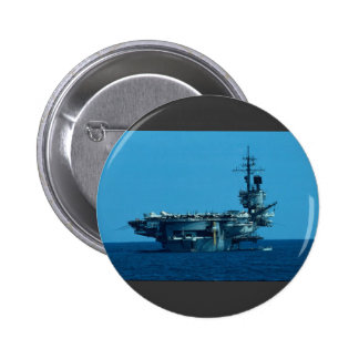 "CV-66 ""USS America"" decommissioning in 1996, stern Pins"
