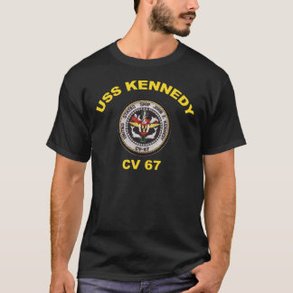 CV 67 USS Kennedy Playera