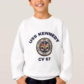CV 67 USS Kennedy Sweatshirt