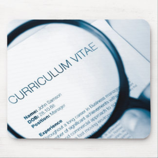 cv corporate mouse pad