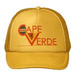 CV de Cabo Verde Gorras De Camionero