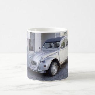 CV de Citroën 2 Taza