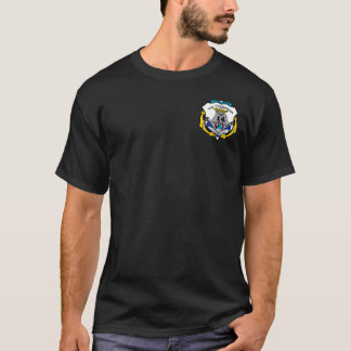 CVA-31 USS BONNIE DICK Multi-Purpose Attack T-Shirt