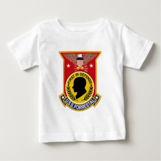 CVA-59 USS FORRESTAL Multi-Purpose Attack Aircraft Baby T-Shirt