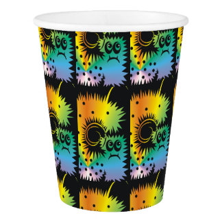 CVAn0045 Fussy Monster Crawling.PNG Paper Cup