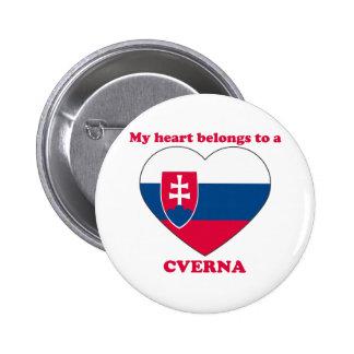 Cverna 2 Inch Round Button