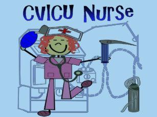 cvicu nurse gifts on zazzle