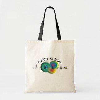 CVICU Nurse Gifts Budget Tote Bag