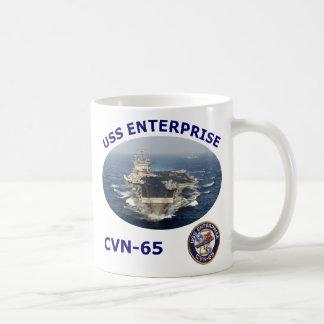 CVN 65 Enterprise photo mug