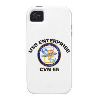 CVN-65 USS Enterprise Case For The iPhone 4