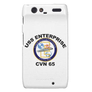 CVN-65 USS Enterprise Droid RAZR Case