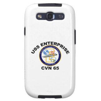 CVN-65 USS Enterprise Galaxy SIII Case