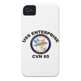 CVN-65 USS Enterprise iPhone 4 Case-Mate Case