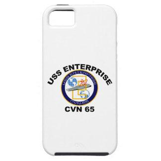 CVN-65 USS Enterprise iPhone SE/5/5s Case