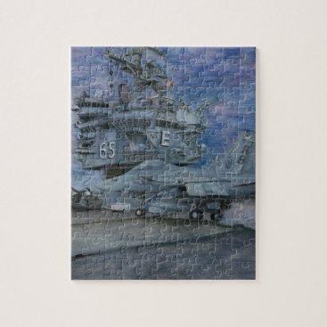 CVN-65 USS ENTERPRISE JIGSAW PUZZLE