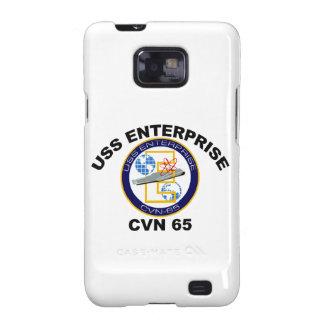 CVN-65 USS Enterprise Samsung Galaxy SII Case