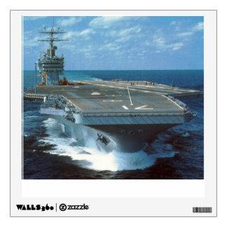 CVN-71 USS Roosevelt Wall Sticker