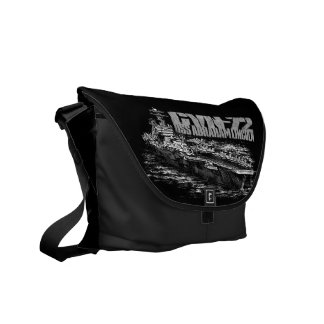 CVN-72 Abraham Lincoln Outside Print Bag