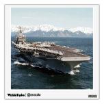CVN-72 USS Abraham Lincoln Wall Graphics