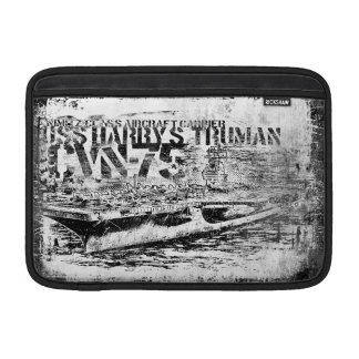 "CVN-75 Harry S. Truman 11"" Macbook Air Sleeve"