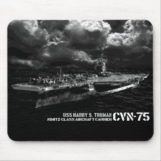 CVN-75 Harry S. Truman Mousepad