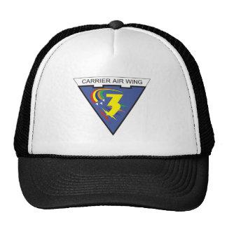 cvw-3 mesh hats