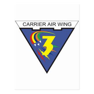 cvw-3 post cards