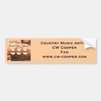 CW Cooper Bumper Sticker
