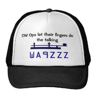 CW Ops let their fingers do the talking CAP