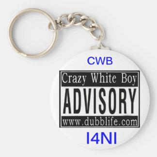 CWB Advisory Keychain