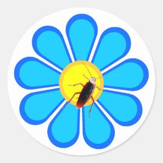 CWD round Sticker
